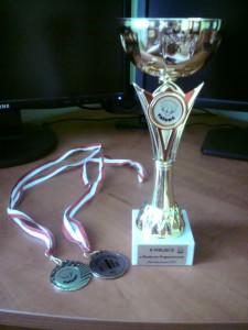 Puchary i medale Mrowqi