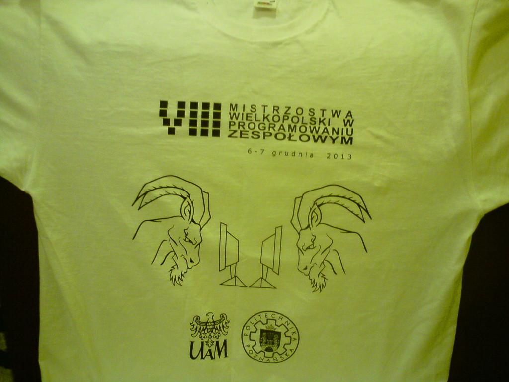 Koszulka z MWPZ-tów